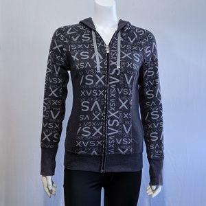 Victoria's Secret Sport grey VSX jacket